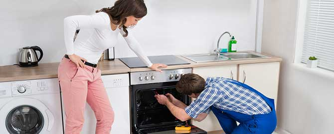Oven repair New york